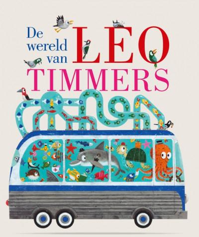 Tentoonstelling 'De wereld van Leo Timmers'